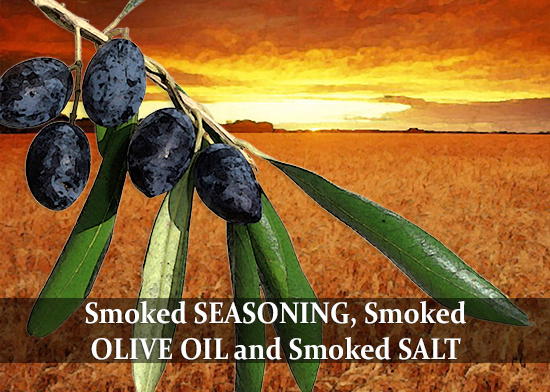 Cape Treasures Smoked Oil & Smoked Seasoning linking image to the Smoked condiments product page